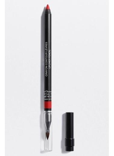 Dior 3348901312127 Contour Lipliner Pencil 756 Euphoric Matte Dudak Hacmini Artıran Dudak Kalemi Renksiz